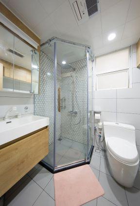 衛生間淋浴房效果圖片 衛生間淋浴房隔斷