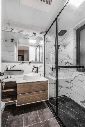 簡約衛生間裝修效果圖 簡約衛生間裝修設計