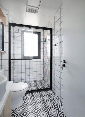 衛生間設計效果 歐式衛生間裝修圖