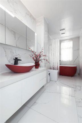 簡約衛生間裝修圖片 浴簾圖片設計大全