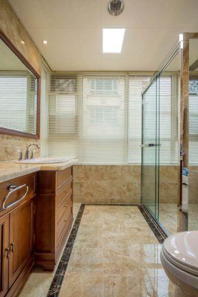 美式衛生間裝修設計 美式衛生間圖片
