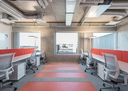 東莞200平辦公室地面裝修設計效果圖