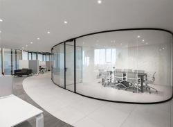 東莞金融公司辦公室走道裝修圖片