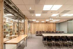東莞公司辦公室會議室吊頂裝修圖片
