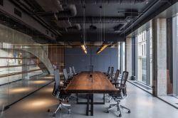 東莞公司辦公會議室裝修設計圖片欣賞