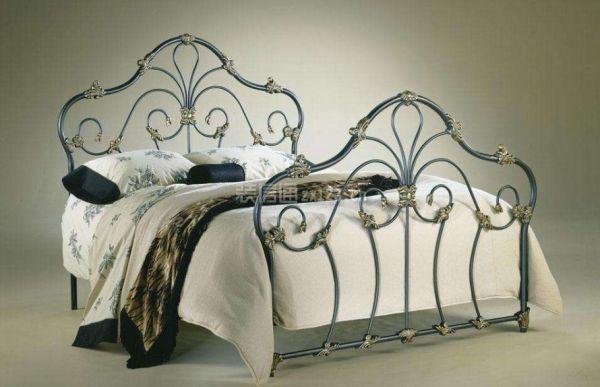 卧室铁艺床
