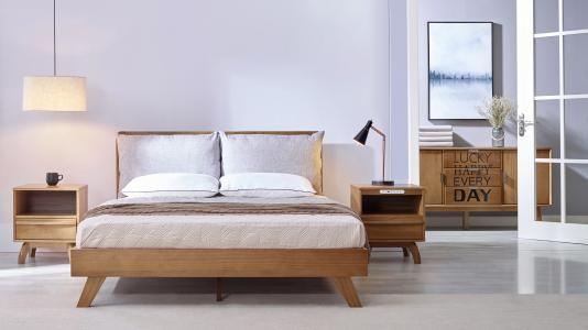 卧室床垫效果
