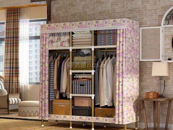 卧室布衣柜