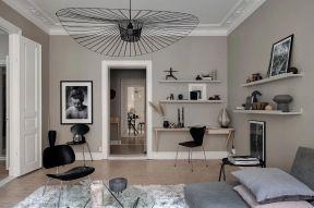 歐式風格室內設計  歐式燈具圖片