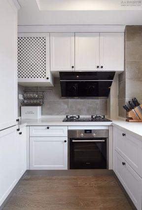 北欧厨房装修图片 北欧厨房