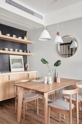 北欧风格餐厅装修设计 北欧风格餐厅设计图片
