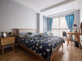 北欧卧室风格装修 北欧卧室设计图片