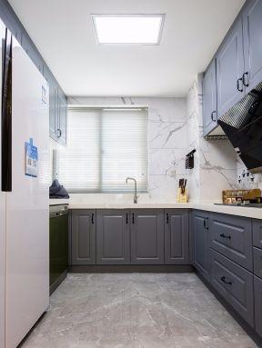 北歐廚房裝修風格 北歐廚房裝修圖