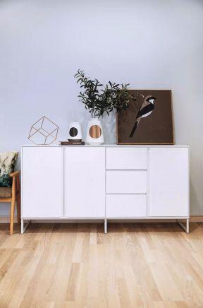北欧风格室内装饰 装饰柜简约 装饰柜效果图大全图片