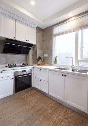 北欧厨房装修效果图 北欧厨房装修风格图片