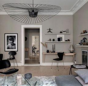 歐式風格新房室內燈具裝修設計圖片-每日推薦