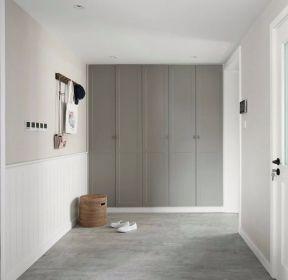 北欧风格房屋进门玄关装修设计图赏析-每日推荐
