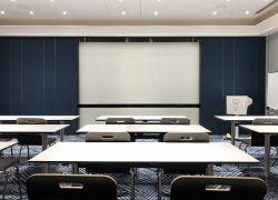 公司辦公室培訓室裝修設計圖片