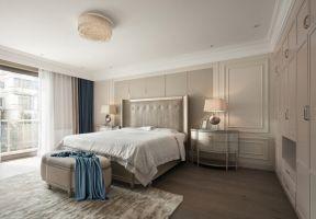 美式臥室裝修效果圖片 美式臥室裝修圖片