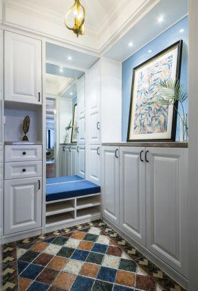 入戶玄關柜裝修效果圖 玄關鞋柜的設計 玄關鞋柜裝飾