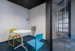 公司辦公室裝修小型洽談室設計圖片