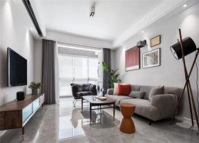北欧客厅装修效果图欣赏 北欧客厅装修风格 北欧客厅沙发设计效果图
