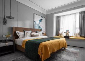 卧室背景墙的设计 卧室背景墙效果图大全