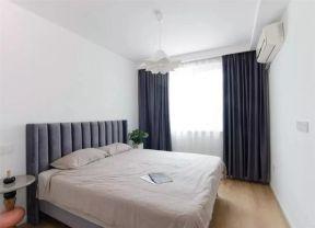 卧室窗帘装饰图 卧室窗帘装饰效果图