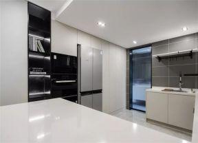 现代厨房家装效果图 现代厨房装修图