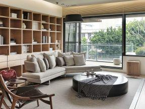 現代客廳沙發背景 現代客廳沙發背景墻 現代客廳沙發