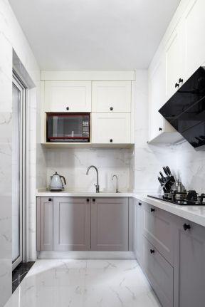 廚房櫥柜裝修圖片大全 廚房櫥柜 家庭廚房裝修設計