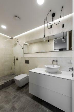 衛生間設計效果 現代衛生間裝修效果圖 現代衛生間裝修圖