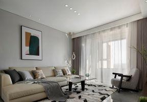 客廳沙發墻壁裝飾畫 客廳沙發墻裝修效果圖