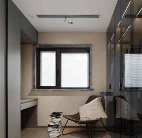 110平方三居室衣帽間裝修效果圖片-每日推薦