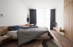簡歐臥室裝飾效果圖 簡歐臥室裝修圖設計 臥室窗簾裝飾圖
