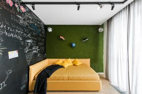 混搭臥室裝修圖片大全 臥室背景墻設計圖
