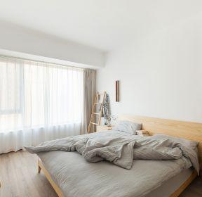 110平方新房日式風格臥室裝修效果圖-每日推薦