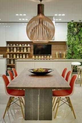 廚房餐廳裝修設計效果圖片 廚房餐廳裝修設計