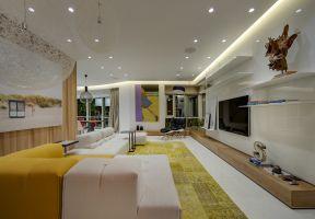 大戶型客廳裝修效果圖 客廳沙發效果 客廳沙發圖片