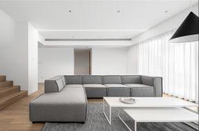 極簡客廳裝修效果圖 客廳沙發設計圖