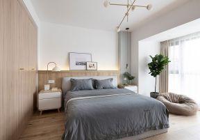 北歐臥室裝修效果圖 臥室床頭效果圖