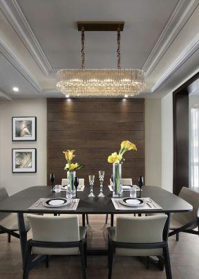 餐廳吊燈圖片 家庭餐廳圖片 家庭餐廳裝修效果圖片