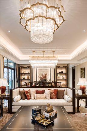 客廳水晶燈具 客廳水晶燈圖片 客廳水晶燈具大全圖片