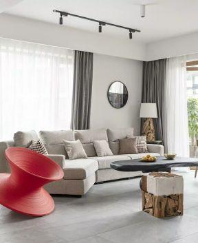 現代客廳裝飾效果圖  客廳沙發裝修效果圖