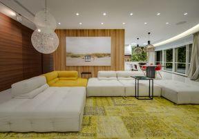 客廳沙發效果圖 客廳沙發效果 客廳沙發裝飾 現代客廳裝修設計