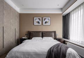 簡約臥室裝修 簡約臥室裝修效果圖大全 床頭背景墻裝修