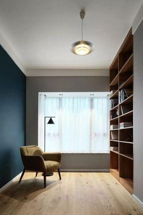 書房沙發裝修效果圖  書房沙發圖片大全 書房飄窗裝修效果圖
