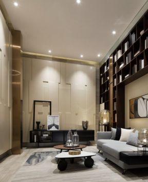 新中式客廳圖 新中式客廳效果圖大全