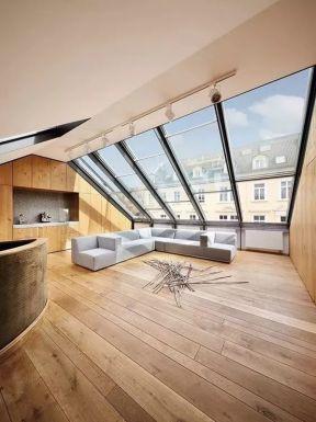 閣樓天窗裝飾裝修設計效果圖 閣樓天窗