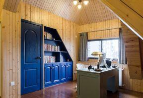 書房書柜裝修效果圖 書房書柜設計效果圖
